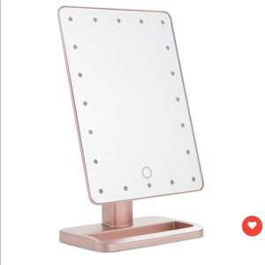 🎉SALE!!! Impressions pink vanity Mirror w/lights
